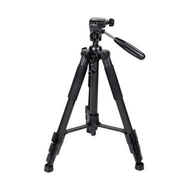 harga Zomei Q111  Professional DSLR Tripod & Pan Head - Black Black Blibli.com