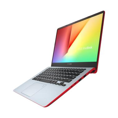Asus VivoBook S S430FN-EB732T Notebook - Red [i7-8565U/ MX150 2GB/  Fingerprint/ 8GB/ 512GB SSD/ 14