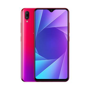 harga Vivo Y95 (Aurora Red, 32 GB) Blibli.com