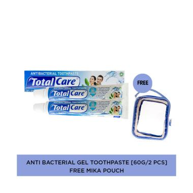Total Care Antibacterial Toothpaste [60 g/ 2 ...