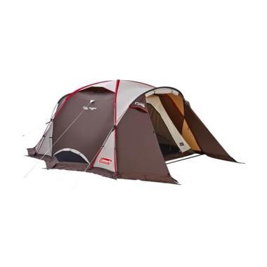 harga Coleman Weathermaster 4S Dome Notos 300 Tenda Outdoor - Brown Blibli.com