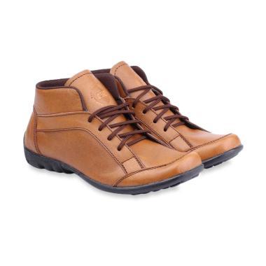Sepatu Kulit Asli Pria Catenzo - Jual Produk Terbaru Maret 2019 ... 553a10233c