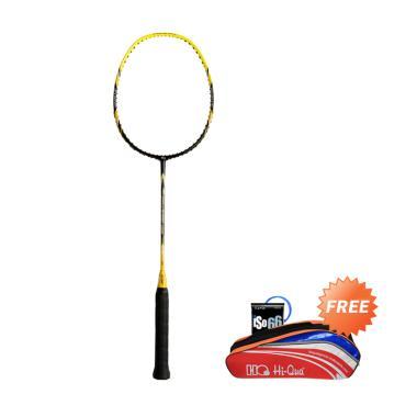 Hi-Qua Badminton New Challenger 7000 Raket Bulutangkis + Free Tas [Sudah Disenarkan]