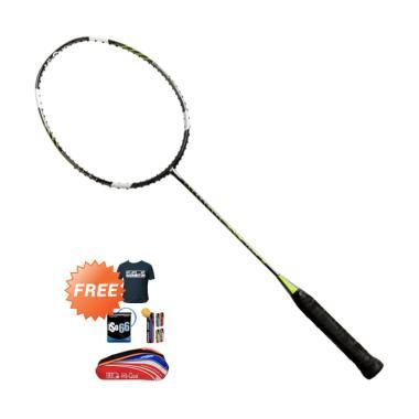 Hi-Qua X-Actor 8 Raket Badminton + Free Tas + Kaos + Senar + Grip
