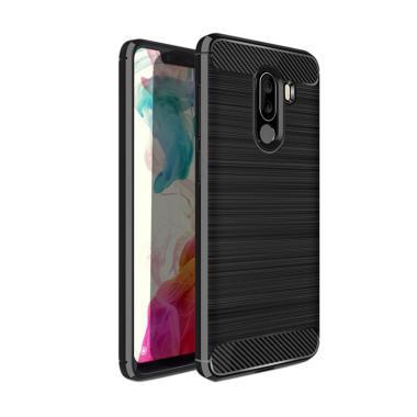Armor Carbon Fiber Casing for Xiaomi Pocophone F1
