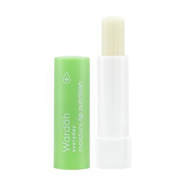 harga Wardah Everyday Moisture Lip Nutrition Balm - Green Tea [4 g] Blibli.com