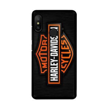 harga Flazzstore Motor Harley Davidson Logo X4357 Premium Casing for Xiaomi Redmi Note 6 Pro Blibli.com