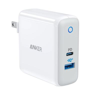 Wall Charger Anker PowerPort II PD Travel Charger 1 PD & 1 PIQ 2 0 B2B/ EG/  TR/ ID/ CL A2321L21