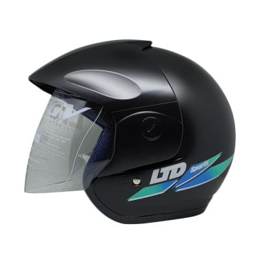 harga LTD Sports Helm Half Face Blibli.com