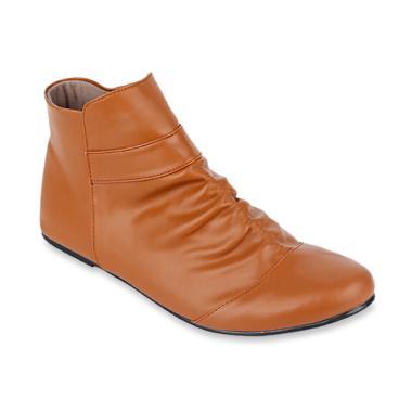 Jual Boots Wanita Terbaru 2019 - Tinggi   Nyaman di Kaki  30373fb230