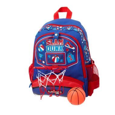 Smiggle Bball Junior Backpack Tas Sekolah Anak