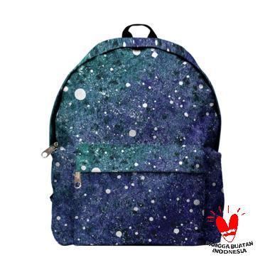 Fika Store Galaxy Art 2 Backpack Tas Ransel Pria 905dbc7cad