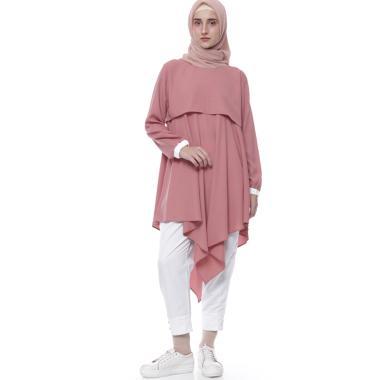 Jual Model Busana Muslim Wanita Terbaru 2019  b75e726db2