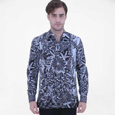 Jual Baju Batik Lengan Panjang Pria Terbaru - Harga Murah  ad00c4ef3f