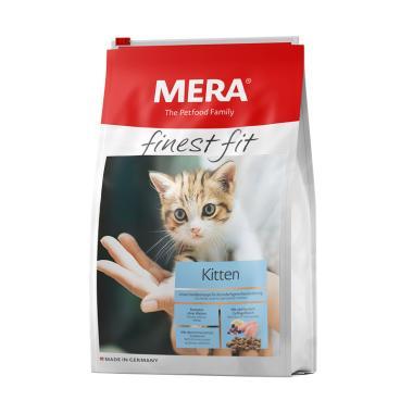 harga Mera Finest Fit Kitten Makanan Kucing [400 g] Blibli.com