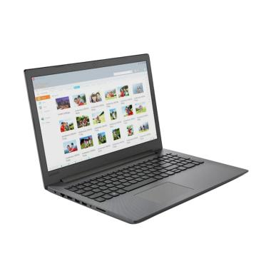 harga Lenovo IdeaPad 130-14AST - 00ID Laptop - Black [AMD A4-9125 / 4GB DDR4 / 500GB / AMD RADEON R3 GRAPHICS / WIN 10 / 14 Inch] Blibli.com