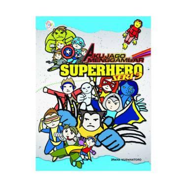 harga Cerdas Interaktif Buku Indonesia - Aku Jago Menggambar Superhero Seri 3 Buku Gambar & Mewarna Blibli.com