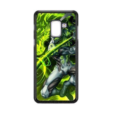 harga Acc HpGenji Overwatch L2469 Custome Casing for Samsung Galaxy A8 Plus 2018 Blibli.com