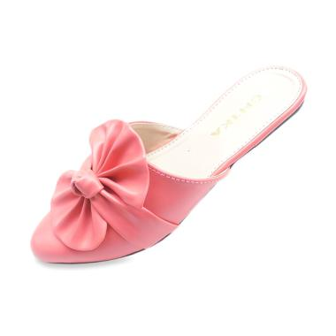 Chika Sandal Casual Sandal Flat Wanita