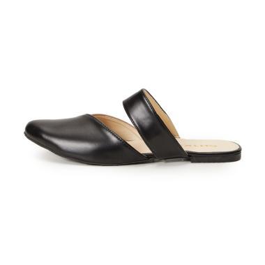 e92bda4266a Chika Sandal Silang Warna Sandal Flat Wanita
