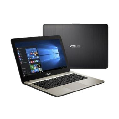 harga Asus X441BA GA911T Laptop - Black [A9-9425/ 1TB/ 4GB DDR4/ Radeon R5/ Win 10/ 14 Inch] Blibli.com