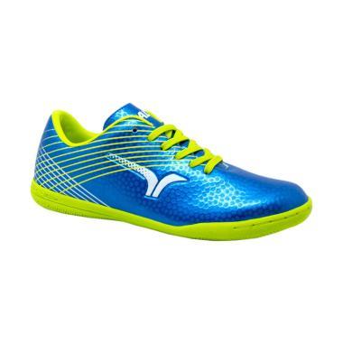 harga Calci Scape JR Sepatu Futsal Anak - Blue Citroen 33 Blue Citroen Blibli.com