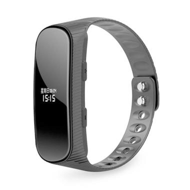 harga Bluelans Digital Voice Recorder Bracelet Audio Recording MP3 Player Wristband [16 GB] Blibli.com