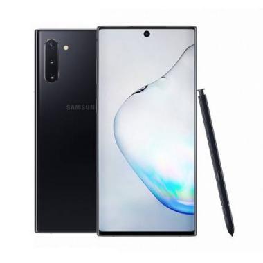 Samsung Galaxy Note 10+ Smartphone [256 GB/ 12 GB] Aura Black