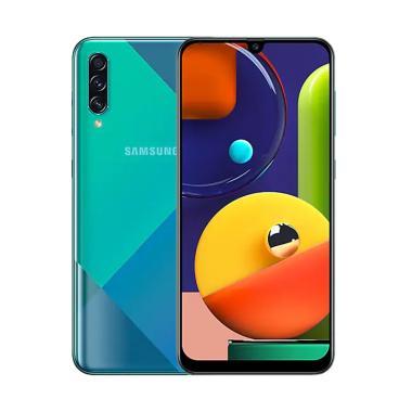 Samsung Galaxy A50s (Prism Crush Green, 64 GB)