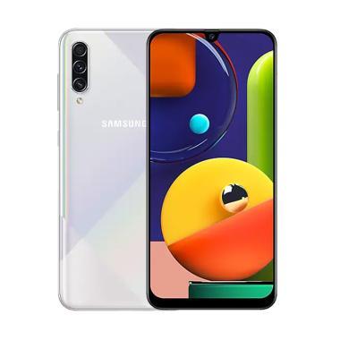 Samsung Galaxy A50s (Prism Crush White, 64 GB)