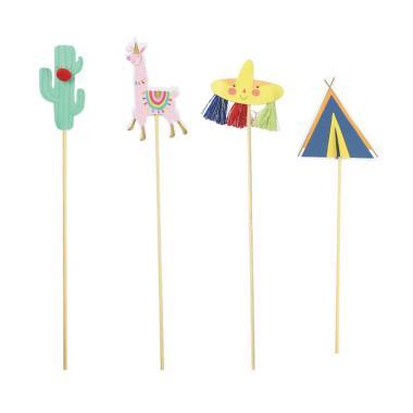 harga Cowry Llama Cake Toppers Dekorasi Pesta Blibli.com