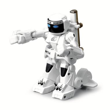 Cool 2.4G Sensing Remote Controll Boxing Robot Fight Toy Punches Jab Battles