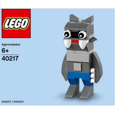 LEGO Polybag 40217 Monthly Mini Model Werewolf