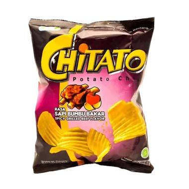 harga SMG/JOG/SOLO - Chitato Spicy Grilled Beef Snack [68g] Blibli.com