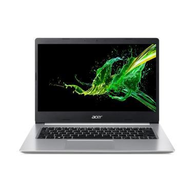harga Acer Aspire 5 A514-52G-58KX Notebook [i5-10210U/MX250 2GB/4GB/1TB/No ODD/14Inch/ Win10] - Silver Blibli.com