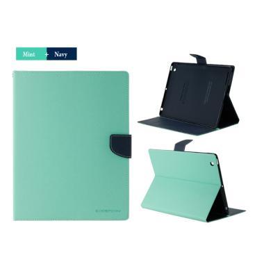 harga GOOSPERY iPad Mini 4 Fancy Diary - - Mint Navy Blibli.com