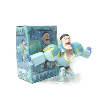 harga OEM Franky Pirate Wcf One Piece 15Th Anniversary Action Figure Blibli.com