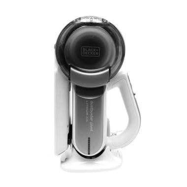 harga Black & Decker Lithium Pivot Dustbuster [14.4 V] Blibli.com