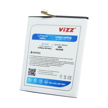 harga Vizz Baterai Handphone Meizu M2 Note BT42C [Original] Blibli.com