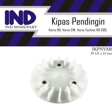 harga IND Onderdil Kipas Pendingin Magnet Motor for Vario 110 Karbu/CW Lama/Techno 110 CBS PUTIH Blibli.com