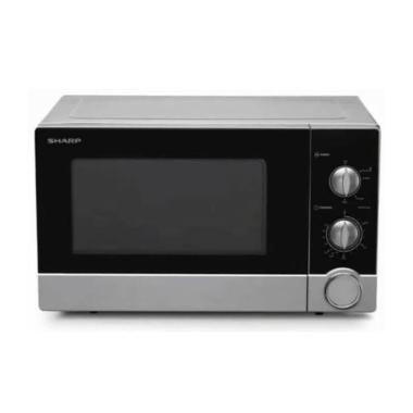 harga SHARP R-21DO(S)-IN R21DO Straight Microwave Oven [23 L/ Low Watt/ 450W] Blibli.com