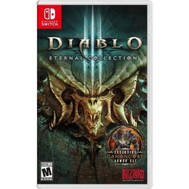 PROMO - Nintendo Switch Diablo 3 Eternal Collection + DLC [USA English]