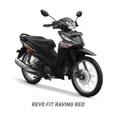 harga Honda Revo FIT Sepeda Motor [VIN 2020- OTR Sumatera] Blibli.com