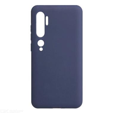 harga EDS Naxtop Soft Anti-Scratch Cover Protective Case for Xiaomi Mi Note 10 Pro - - BLUE Blibli.com