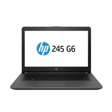 harga HP 245 G6-5QA03PA A9 9425 Laptop [4GB/ 1TB/ W10 14.0 DVD] Blibli.com