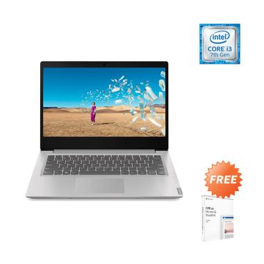 LENOVO S145-14IKB_8GB Notebook Grey [i3-7020U / 4GB / SSD512GB / UMA / 14.0