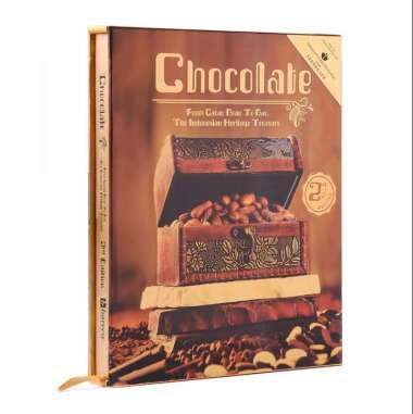 harga BARECA Media Chocolate : From Bean To Bar, The Indonesian Heritage Treasure 2nd ED Blibli.com