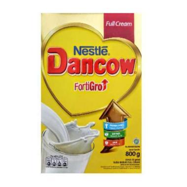 harga Dancow Fortigro Full Cream [800 gr] Blibli.com