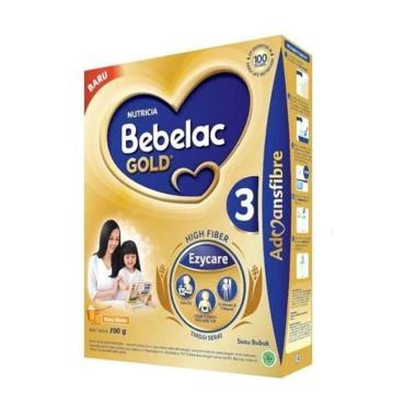 Bebelac Gold 3 Madu Susu Formula [700 g/ Kemasan Box]