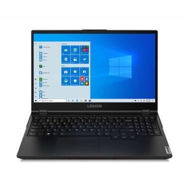 harga Lenovo Legion 5 (2WID) Laptop Gaming [R5-4600H/GTX1650TI-4GB/512SSD/16GB/Black/W10+HS/15.6
